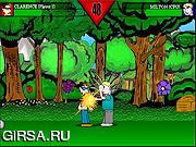 Флеш игра онлайн Боец Выродок