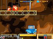 Флеш игра онлайн Камень Приключения / Gem Adventure