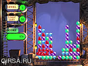 Флеш игра онлайн Шахта самоцвета