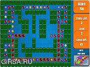 Флеш игра онлайн Gem Mania
