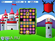 Флеш игра онлайн Замок Gemstone / Gemstone Castle