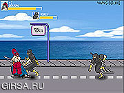 Игра Genjuro Fight