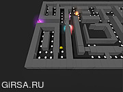 Флеш игра онлайн Призрак Побегать