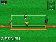 Флеш игра онлайн Футболист-призрак / Ghost Soccer