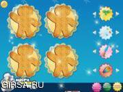 Флеш игра онлайн Запеченый хлеб / Gingerbread Men Cookies