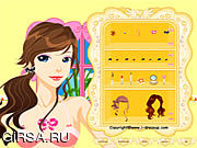 Флеш игра онлайн Girl Dressup Makeover 5