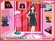 Флеш игра онлайн Девчушки и мода-м
