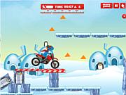 Флеш игра онлайн Приключения Гизмо Раша / Gizmo Rush Adventure