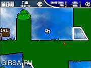 Флеш игра онлайн Гол
