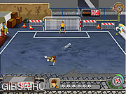 Флеш игра онлайн Goal Street