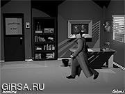 Флеш игра онлайн Козочка в сером Fedora
