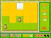 Флеш игра онлайн Гого Пазл Домашние Животные