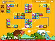 Флеш игра онлайн Gogo Ешьте фрукты / Gogo Eat Fruit
