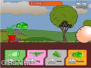 Флеш игра онлайн Иди Растений 2