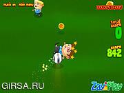 Флеш игра онлайн Золотая Медаль / Gold Medal
