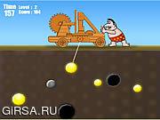 Флеш игра онлайн Золотой шахтер / Gold Miner