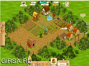 Флеш игра онлайн Большая Ферма Гудгейм