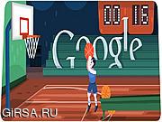 Флеш игра онлайн Google Olympic Doodle