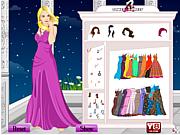 Флеш игра онлайн Выбор платья / Gown Girl Dress Up