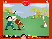Игра Grannie-Fu