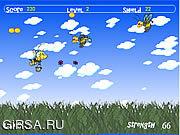 Флеш игра онлайн Великий Пчелы Хейст / The Great Honeybee Heist