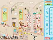 Флеш игра онлайн Green House скрытых объектов