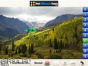 Флеш игра онлайн Зеленые равнины Найти номера / Green Plains Find Numbers