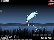 Флеш игра онлайн Ангел радетеля