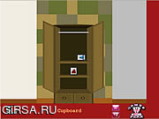 Флеш игра онлайн Guest House Побег / Guest House Escape