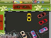 Флеш игра онлайн Стоянка для автомобилей