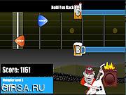 Флеш игра онлайн Легенда о гитаре Мистера Макки