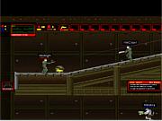Флеш игра онлайн gun warriors