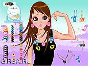 Флеш игра онлайн Hair Salon