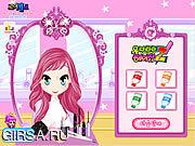 Флеш игра онлайн Hairstyle Makeover 2