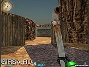 Флеш игра онлайн Период Полувыведения-В / HalfLife-V