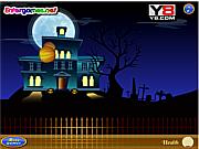 Флеш игра онлайн Действие Хеллоуин / Halloween Action