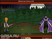 Флеш игра онлайн Охота 2 Halloween
