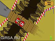 Флеш игра онлайн Митинг пути Райли родстера / Riley Roadster's Road Rally