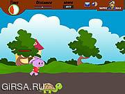 Флеш игра онлайн Hare vs Tortoise