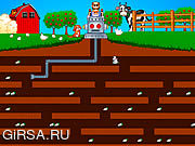 Флеш игра онлайн Harvest Machine