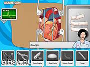 Флеш игра онлайн Кардиохирургия / Heart Surgery