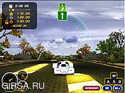 Флеш игра онлайн Heat Rush Future