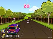 Флеш игра онлайн Колеса каблуки 'н'  / Heels 'n' Wheels