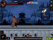 Флеш игра онлайн Hellguy Shootout