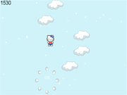 Игра Hello Kitty Jumping