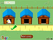 Флеш игра онлайн Найди курицу! / Hen in Cage
