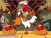 Флеш игра онлайн Курица Кооперативов