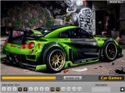 Флеш игра онлайн Найти ключи от машины