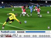 Флеш игра онлайн Найди Футбольные Мячи