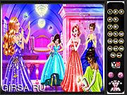 Флеш игра онлайн Hidden Numbers-Barbie GP